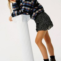 UO Plaid Puffer Jacket | Urban Outfitters