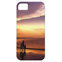 sunset 2 iPhone SE/5/5s case