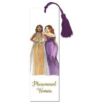 Phenomenal Women Bookmark