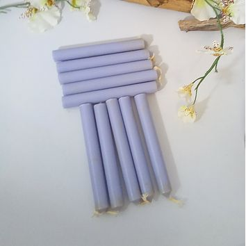 Violet Chime Candles