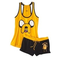 Adventure Time Junior's 2 Pc Pajama Set - Assorted Colors
