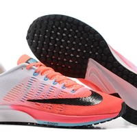 """""""Nike Air Zoom Elite 9"""" Women Sport Casual Fashion Multicolor Running Shoes Sneakers"""
