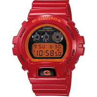 G-Shock Dw6900cb-4 Watch Red One Size For Men 18183330001