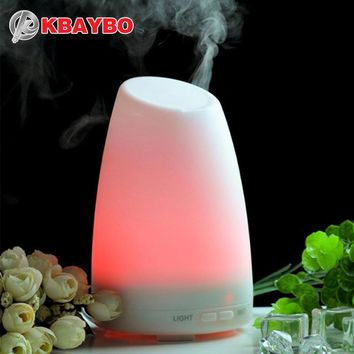 Aroma Diffuser Ultrasonic Humidifier With Changing 7 Color LED Lights Electric Essential Oils For Aromatherapy Diffusers Fogger