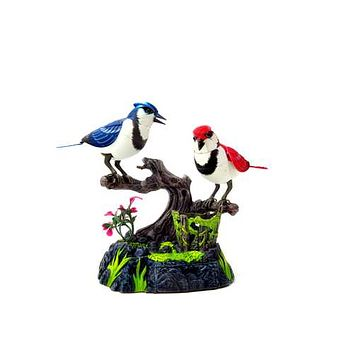 Singing & Chirping Birds - Realistic Sounds And Movements (Blue Jays) U977-BC513AB