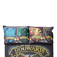 Harry Potter Hogwarts House Crests Pillowcases