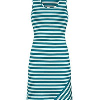 Striped Nursing Tank Dress