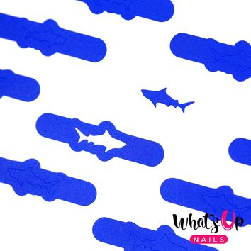 Whats Up Nails - Shark Stencils
