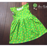 DRESS - Pineapple Party