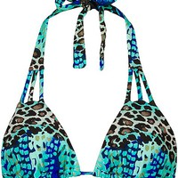 R Collection Eat Your Heart Out Swimwear Top