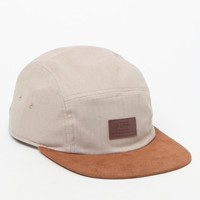 Vans Davis 5 Panel Camper Tan & Brown Hat - Mens Backpack - Brown - One