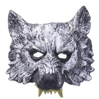 Horror Wolf Mask Halloween Masquerade Party Masks Costume Wolves Ball Bar Decoration Adult Kids For Party Costume