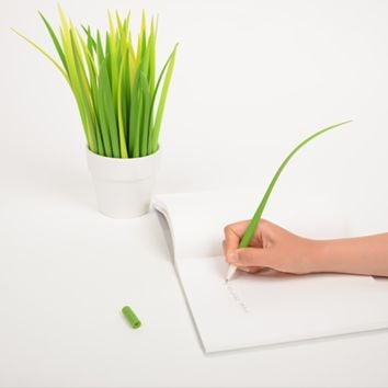 Office School Supplies Pen Grass Gift Ball Pen