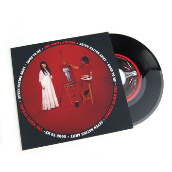 The White Stripes: Seven Nation Army Vinyl 7""