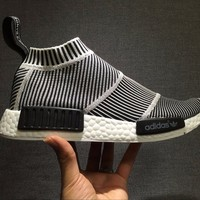 Best Online Sale Adidas Originals NMD Mid City Sock Boost Sport Running Shoes Classic Casual Shoes Sneakers