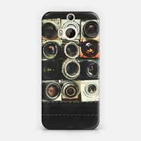 Lenses HTC One M8 case by Daniac | Casetify