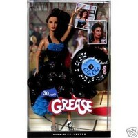 Cha Cha Dance-Off Grease Collectable Silver Label Barbie Fashion Doll