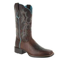 Ariat Women's Tombstone Western Boots - Sassy Brown