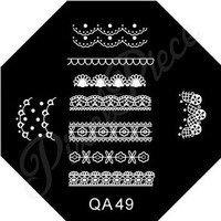 QA 49 Stamping Template