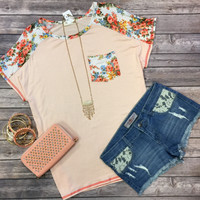 Prairie Rose Top
