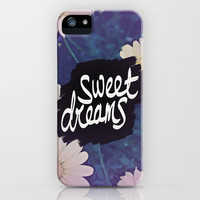 Sweet Dreams iPhone Case by Leah Flores   Society6