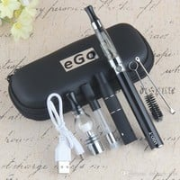 1100 MAH Vaporize 4 in 1 Dry herb mini kit dry Herbal wax Vape pen
