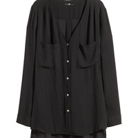 V-neck Blouse - from H&M