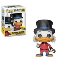 DuckTales Scrooge McDuck Red Coat (EE Exclusive)