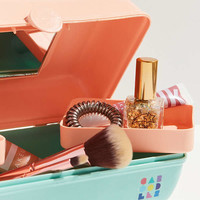 Caboodle Vintage Pretty Makeup Case | Urban Outfitters