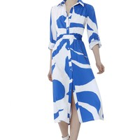alice + olivia | KRIS SHIRT DRESS