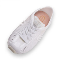 """Mini Melissa """"love system"""" rubber trainers REMAKES"""