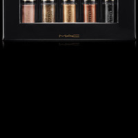Nocturnals Pigments and Glitter: Black and Gold   M·A·C Cosmetics   Official Site