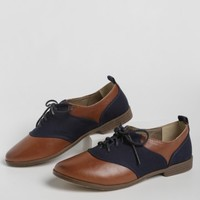 Betsy Whisky Oxfords By Restricted