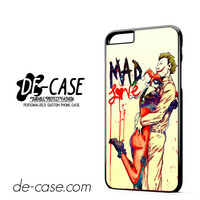 Mad Love Joker Harley Quinn DEAL-6762 Apple Phonecase Cover For Iphone 6/ 6S Plus