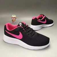 """""""NIKE"""" Fashion Casual Stitching Breathable Net Ultra-light Sneakers Women Running Shoes"""