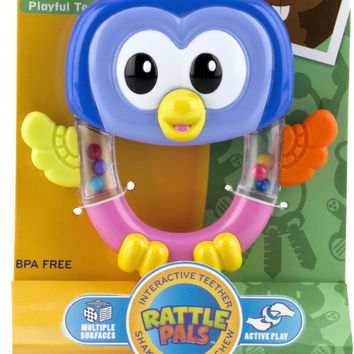 nuby rattle pals teether Case of 16