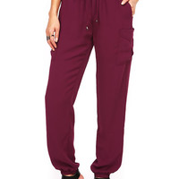Relax Cargo Trousers