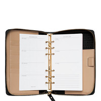 grand street zip around personal organizer