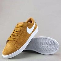 Trendsetter Wmns Nike Blazer Low Le  Fashion Casual  Low-Top Old Skool Shoes