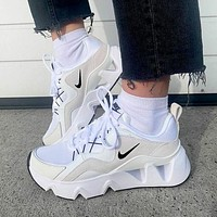 NIKE Wmns RYZ 51XHLT12 hollow sole sneakers Shoes