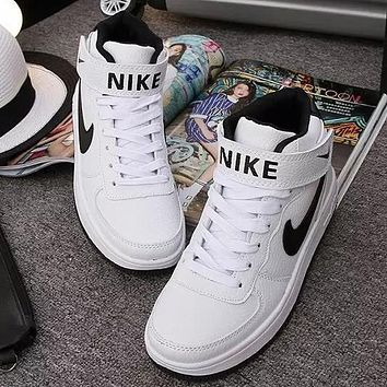 NIKE Woman Fashion Ankle Boots Running Sneakers Sport Shoes