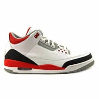 Jordan 3 Retro Fire Red