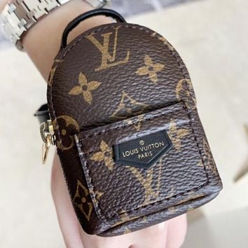 LV Louis Vuitton New fashion monogram leather wallet purse handbag wrist bag