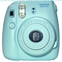 New Model Fuji Instax 8 Color Blue Fujifilm Instax Mini 8 Instant Camera:Amazon:Camera & Photo