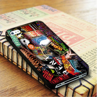 Broadway Musical Collage Art iPhone 4 Or 4S Case
