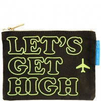 Flight 001    F1 Let's Get High Pouch