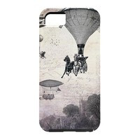 Belle13 Carrilloons Over The City Cell Phone Case