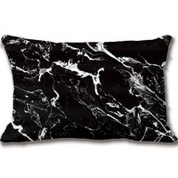 Marble Throw Pillow Covers
