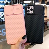 Camera Protection Shockproof Soft Phone Case