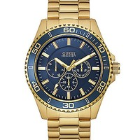 Guess Round Dial Watch